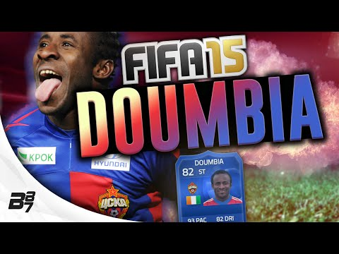 King - FIFA 15 Ultimate Team | DOUMBIA