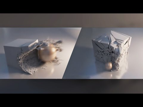 blender - Destroying stuff is fun. And today we'll learn the 9 ways to destroy our models! Don't try this at home, some techniques are really unstable and may crash Bl...