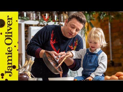Christmas Tiramisu | Jamie & River Oliver