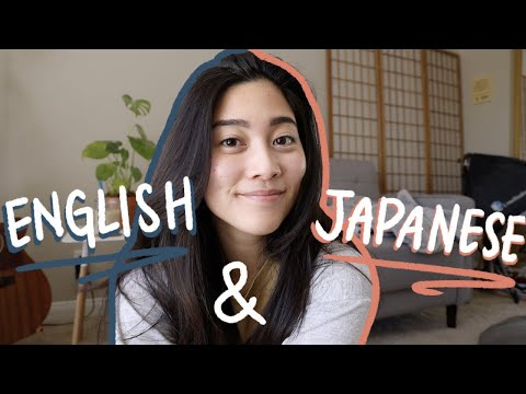 Being Bilingual in English and Japanese