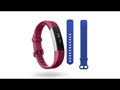 Fitbit Alta HR AllDay Activity/Sleep Tracker with Band
