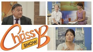 http://www.chrissybshow.tv03.07.17 - EP070This episode is all about the most predominant mental health problem worldwide - depression. To explain what happens to us when we're depressed, as well as offering some techniques on how to manage the condition is our resident Psychologist Dr Audrey Tang. We also hear from a person who struggles with depression Hayley Evans, then as our Good Cause of the Week we feature Anna Kennedy of Anna Kennedy Online, who is the latest addition to our team of regular experts. She's joined by their young charity patron, Ryan Wiggins, who tells us all about the success of Autism's Got Talent 2017, as well as the other amazing events they are a part of.The Chrissy B Show airs on SKY 203 every Monday, Wednesday and Friday at 10pm in our cosy living room studio in the heart of London.For more information visit www.chrissybshow.tvFacebook: The Chrissy B Show Twitter: @chrissybshowFollow the presenter on Instagram: chrissyboodram