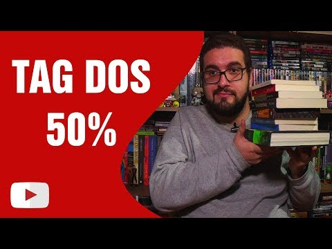 TAG dos 50% | Melhores e Piores Leituras do Primeiro Semestre de 2019
