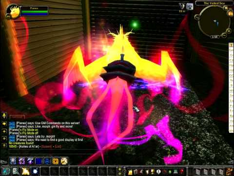 World of Warcraft 3.3.5a GM Server 2012