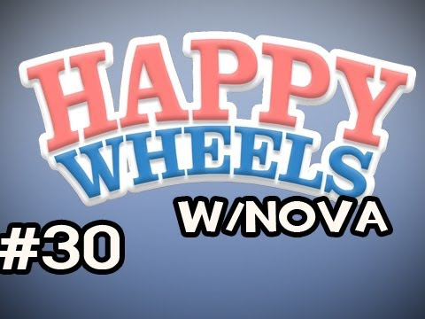 Happy Wheels w/Nova Ep.30 - A Tale Of Triumph Video