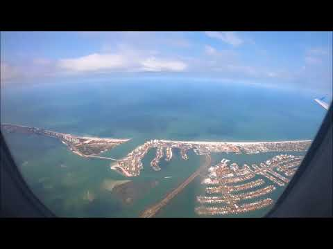 TRIP REPORT - Allegiant Air flight 819 - Concord, NC (USA) to Clearwater, FL (PIE)