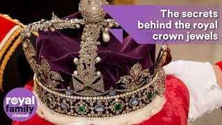Video The secrets behind the royal crown jewels MP3, 3GP, MP4, WEBM, AVI, FLV April 2018