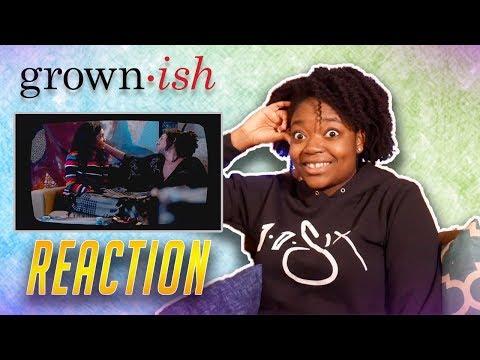 Grown-ish Season 2 Episode 1| REACTION!!