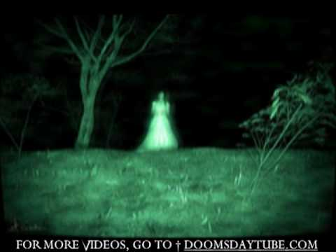 Real Scary Ghost Spirit Demon
