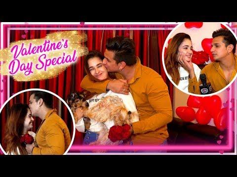 Prince Narula And Yuvika Choudhary Love Story - Ex