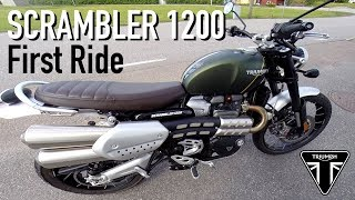 1. 2019 Triumph Scrambler 1200 First Ride Review