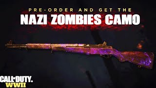 """Call of Duty World War 2 Animated Weapon camos. NEW COD WWII ZOMBIES JUST REVEALED. In this video we talk about these gun camos being in the COD WW2 Multiplayer and how they can affect the game, as well as how to gain the camo for yourself in game.▶Call of Duty World War 2 ZOMBIES TRAILER REACTION & BREAKDOWN:https://youtu.be/BSZllMGqv90▶Hollowpoiint LIMITED EDITION Merch:https://teespring.com/stores/hollowpoiint▶Infinite Warfare: HOW TO AIM BETTER:https://www.youtube.com/watch?v=TlYGNBPNbns▶Infinite Warfare How To LEVEL UP FAST:https://www.youtube.com/watch?v=yLhZ1U8ij7M▶SELLING Infinite Warfare at GAMESTOP (Day Of RELEASE)https://www.youtube.com/watch?v=eRG0OywM_XYFOLLOW ME HERE:▶ Twitter: https://twitter.com/HollowPoiint▶ FaceBook: https://Facebook.com/HollowPoiint▶ Instagram: http://instagram.com/HollowPoiint▶Twitch: https://Twitch.tv/HollowPoiintEVERYTHING I use to GAME:▶Kontrol Freek:https://www.kontrolfreek.com/?a_aid=Hollow(USE Code """"Hollow"""" For 10% OFF)▶SCUF Gaming: https://scufgaming.com/(USE Code """"Hollow For OFF)▶ASTRO (My HEADSETS)http://tinyurl.com/hmosn72▶GFUEL:http://gfuel.com/(USE Code """"Hollow"""" For 10% OFF)▶Ironside Computers - GET Your CUSTOM PC HERE:http://ironsidecomputers.com/page.php?load=index▶FAN MAIL Address:6800 SW 40th St #282 Miami FL 33155♬ Music ♬➞Title:➞Artist:▶Music courtesy of www.epidemicsound.com▶Intro Musich: https://soundcloud.com/twofeetmusic♛ Join The Team: ♛⎪ⓈⓊⒷⓈⒸⓇⒾⒷⒺ⎪ ..Not Later.. NOW ▶Subscribe: http://urlmin.com/subscribe0☢ Game On ☢––––––––––––Video Uploaded By HollowPoiint"""
