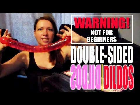 2 BEST DOUBLE SIDED DILDOS | A DOUBLE ENDED PENETRATION DONG Review