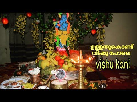 vishu kani/ഈ കൊല്ലം വിഷു ഇങ്ങനെ ആവട്ടെ ഉള്ളതുകൊണ്ട് വിഷു പോലെ 2020... 😊😊😊