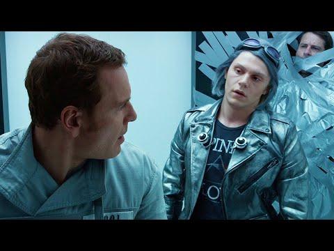 QuickSilver Scene - X-Men: Days of Future Past (2014) Movie Clip HD