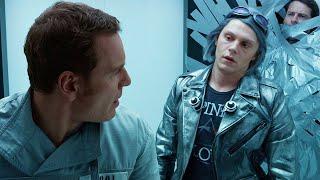 Nonton QuickSilver Scene - X-Men: Days of Future Past (2014) Movie Clip HD Film Subtitle Indonesia Streaming Movie Download