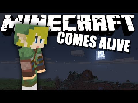 SAY SOMETHING... Minecraft Comes Alive #11