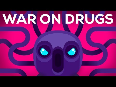 Why The War on Drugs Is a Huge Failure