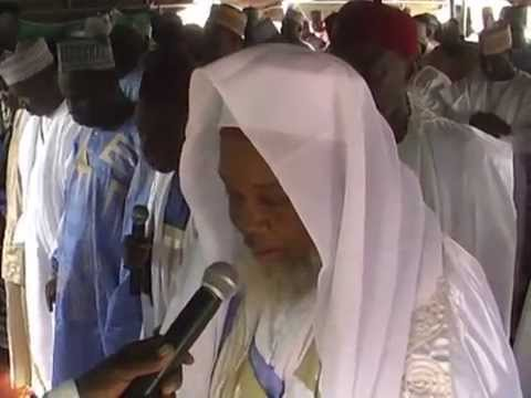 THE SHEHU OF BORNO