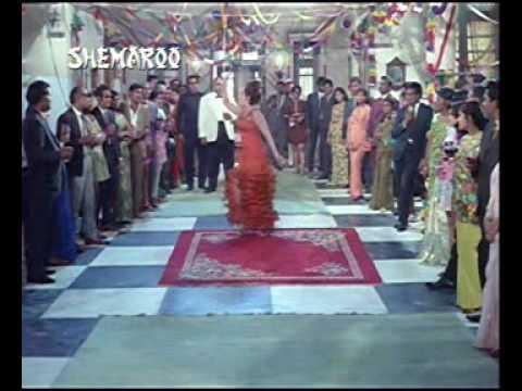 Mubarak ho by Asha Bhonsale film Bada Kabutar 1973.avi