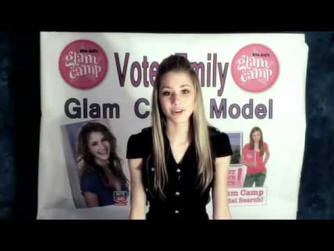 Emily Glam Camp Finalist