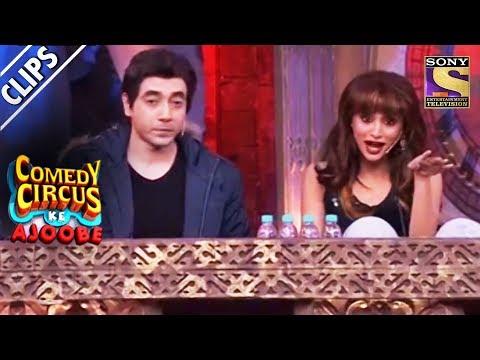 Mantra & Purbi Imitate Comedy Circus Judges | Comedy Circus Ke Ajoobe