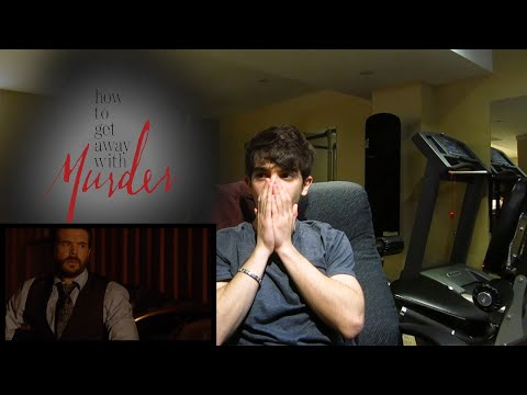 """How to Get Away With Murder Season 2 Episode 6 REACTION - 2x06 """"Two Birds, One Millstone"""" PART 1"""