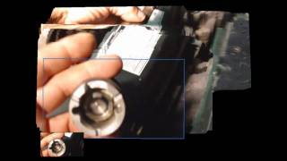 Installing a Ford Cam Sensor ( Cam Syncronizer) without the special tool.