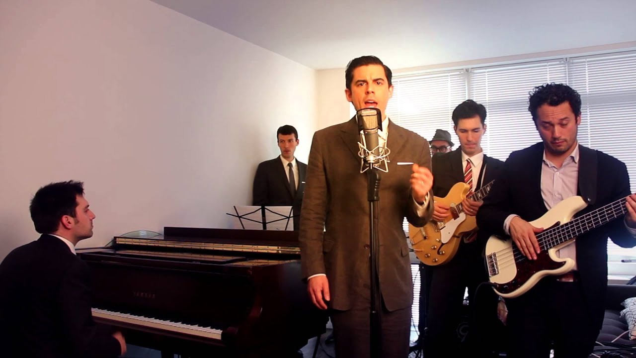 Pompeii – 1969 / Mad Men -Style Bastille Cover ft. Tony DeSare