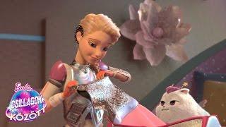 Készülődés az ünnepi gálára | Star Light Adventure | Barbie