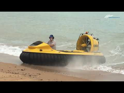 Hovercraft - Viper 5X 100hp series