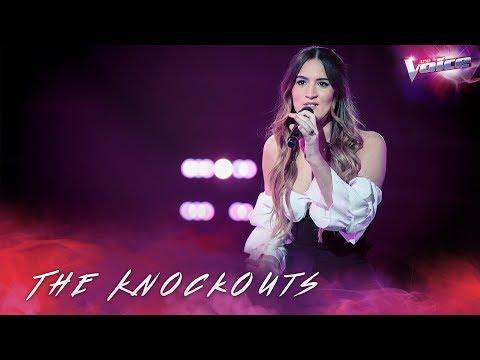 The Knockouts: Zoe Tsagalis sings Dusk Till Dawn | The Voice Australia 2018