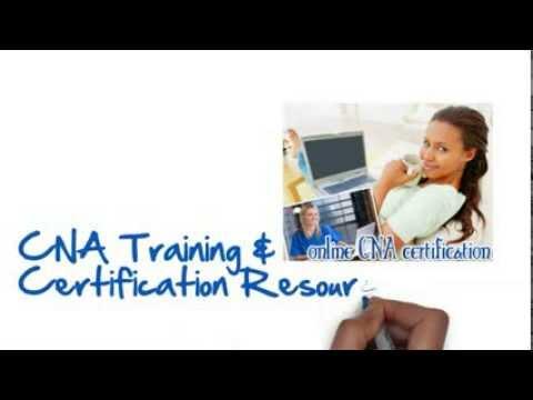 Video of CNA Training Classes