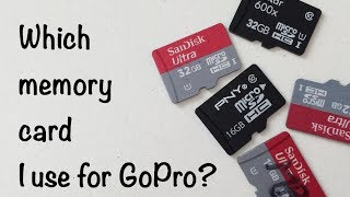 Video Which Memory Card I use? GoPro Tip #325 MP3, 3GP, MP4, WEBM, AVI, FLV November 2018