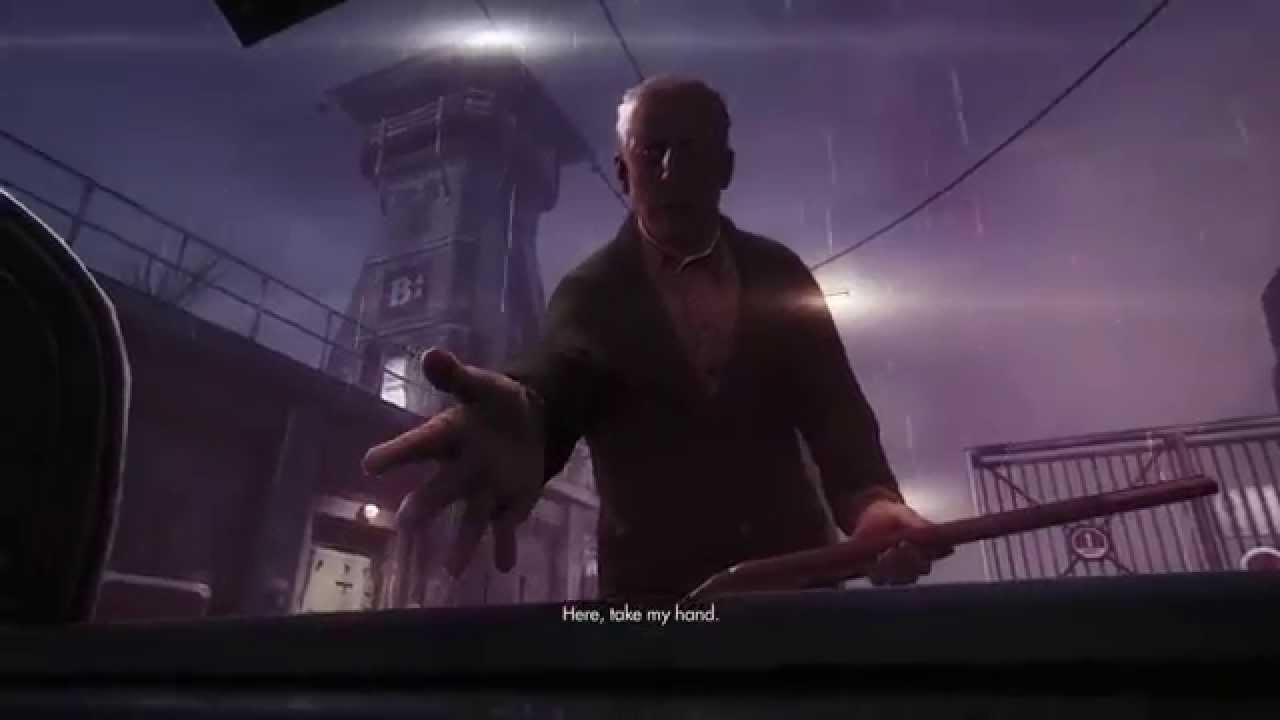 [Wolfenstein] Bad Grandpa (with a Shotgun)