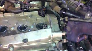 VW Jetta 1.8t Valve Cover Gasket