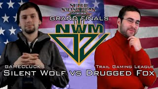 Northwest Majors: Drop Zone Grand Finals- Silent Wolf vs DruggedFox