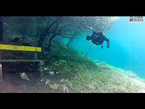 Απίστευτη λίμνη - πάρκο στην Αυστρία