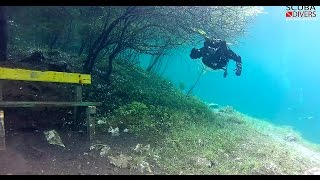 Video Grüner See (Green Lake) Scuba Diving 2013 - Austria MP3, 3GP, MP4, WEBM, AVI, FLV Desember 2018