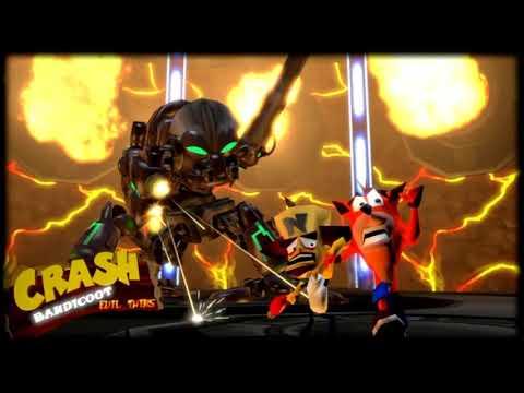 Crash bandicoot Evil Twins Song Remastered