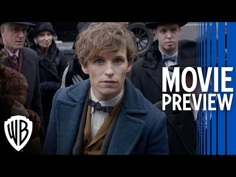 Fantastic Beasts and Where to Find Them | Full Movie Preview | Warner Bros. Entertainment