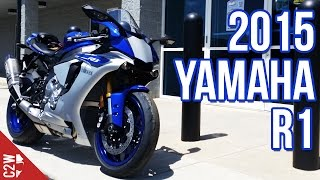 1. 2015 Yamaha R1 | First Ride