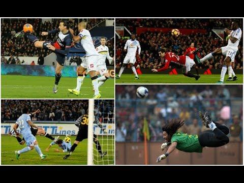 Top 10 Scorpion Kick Goals in Football