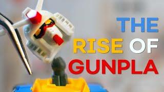 Video How Gundam Became an EMPIRE | The Rise of Gunpla MP3, 3GP, MP4, WEBM, AVI, FLV Juli 2019