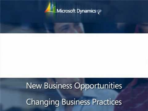 Microsoft Dynamics GP Financials Demo