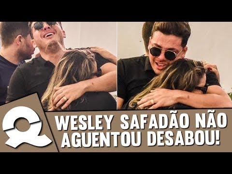 Frases tristes - TRISTE: Cantor Wesley Safadão urra e desaba no velório do grande amigo Gabriel Diniz!
