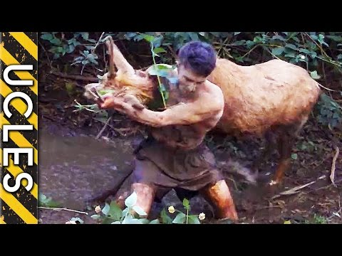 wildlife - Catching wild animals barehanded, wild man Andrew Ucles' unique approach to spreading a message of wildlife conservation is a lifelong dream from him to you ...
