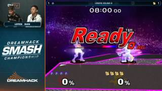 Duck's thoughts on ESAM at smash summit