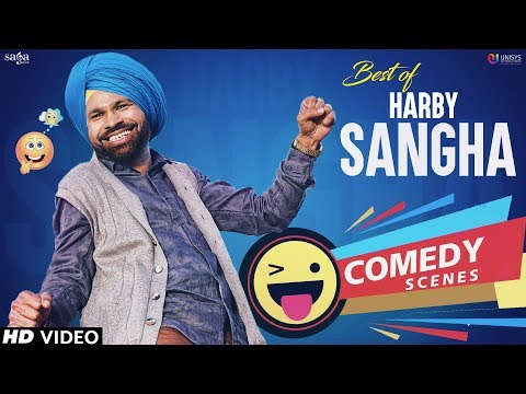 Punjabi Comedy Scene | Harby Sangha Comedy | New Punjabi Movies 2019 | Comedy Funny Videos