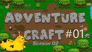 Support the channel on GameWisp - https://gamewisp.com/channel/uczfagcnkkzelcahaqbphjdg Adventure Craft...